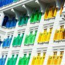 Стильная цветовая палитра от Кommerling