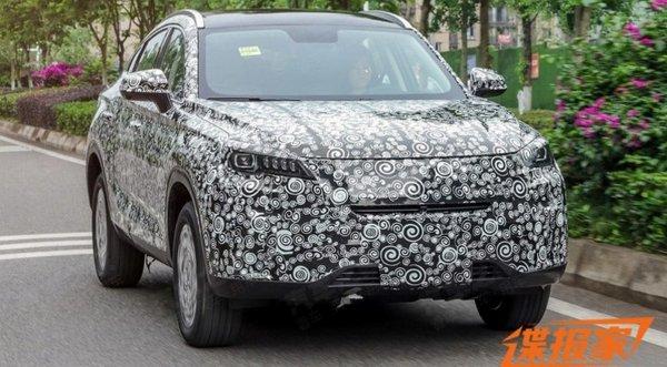 Рассекречен «убийца» BMW X4 от Changan