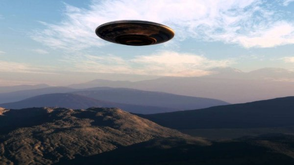 Свидетель: Инопланетный корабль наблюдал за Краснодаром