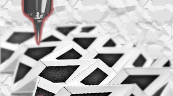 Ученые изобрели лазер, позволяющий создавать электронику из бумаги