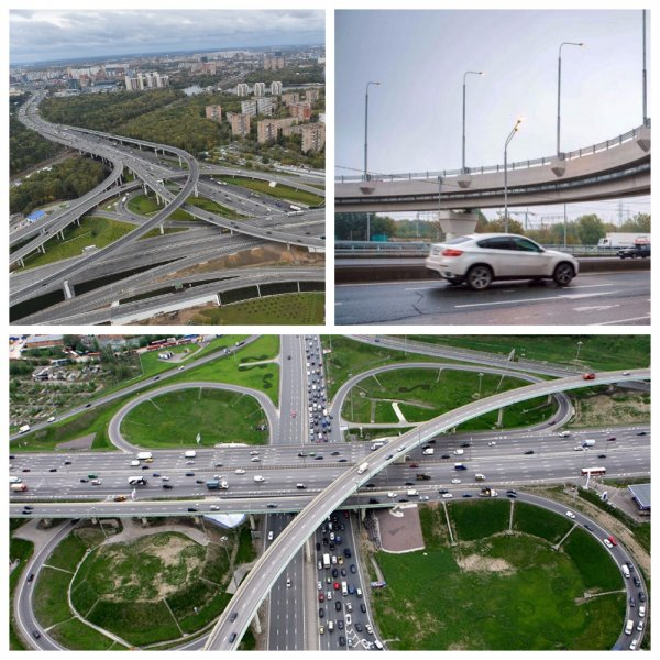 В Москве до 2021 года построят около 380 км новых дорог