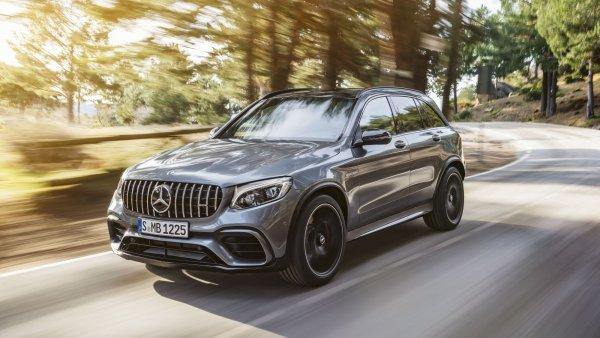 В России цены на Mercedes-Benz GLC выросли на 30 000-130 000 рублей