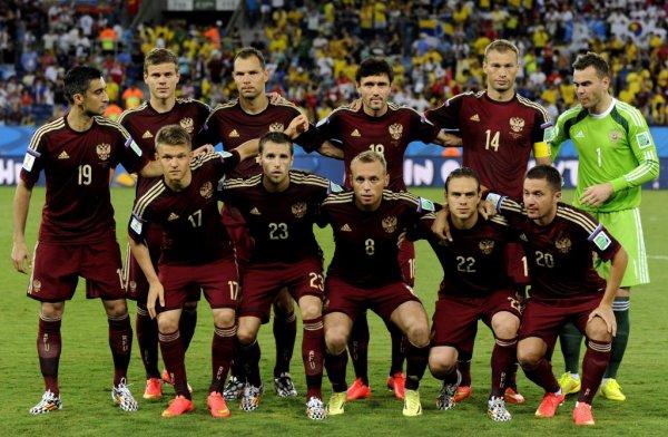 ВЦИОМ: 1% жителей России испытал чувство стыда за национальную сборную