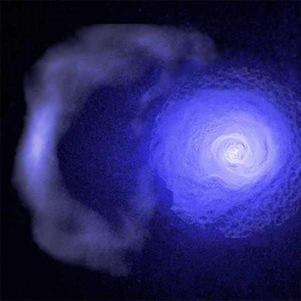 Физики нашли аксионы с помощью прецессии спина электрона