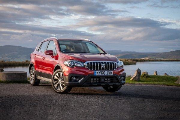 Suzuki Vitara и Suzuki SX4 стали дороже на 20 000 рублей