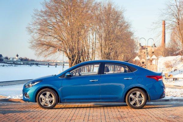 Народный автомобиль: Блогер озвучил секрет успеха Hyundai Solaris в России