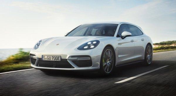Российские дилеры начали прием предзаказов на новый Porsche Panamera GTS