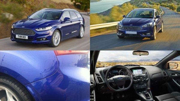 В РФ выпустили 700-тысячный Ford Focus