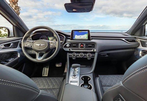 Genesis показал обновленный седан G70