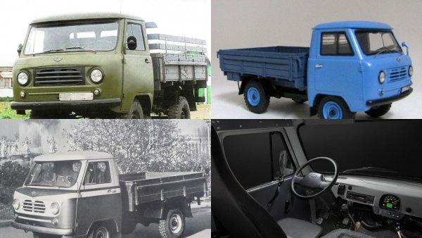 В Эстонии восстановили старинный УАЗ-450Д