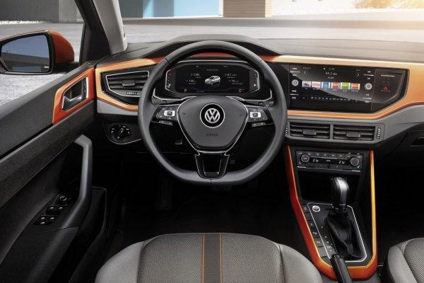 Volkswagen представил удлиненную версию кроссовера Volkswagen T-Cross