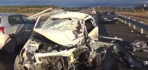 Скончался, не приходя в сознание: страшное ДТП на трассе Екатеринбург - Тюмень унесло жизнь человека