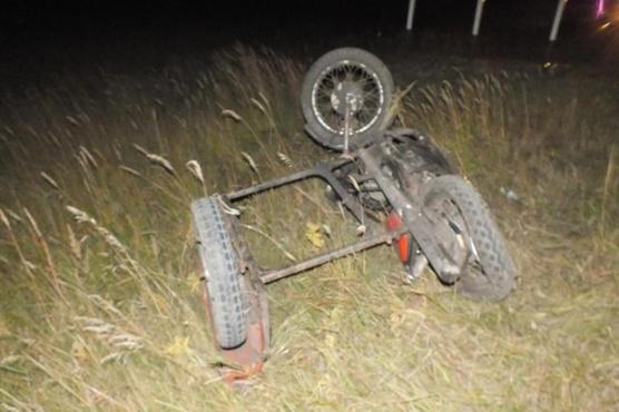21-летний мотоциклист погиб в ДТП