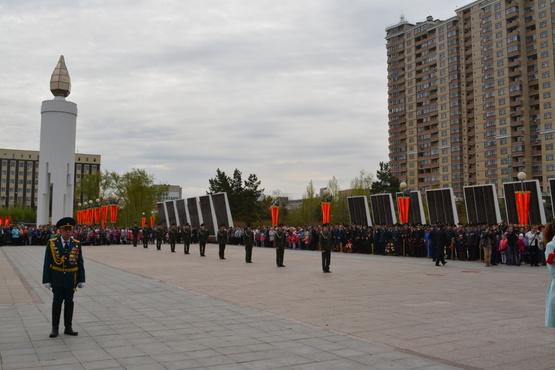 В Тюменской области было реализовано больше 40 проектов патриотической направленности