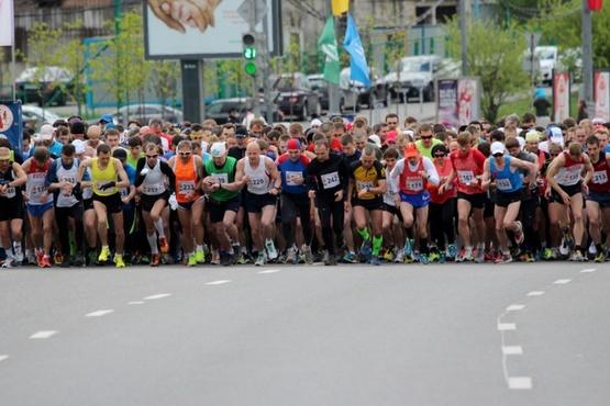Тюменцы собрались пробежать больше 20 километров