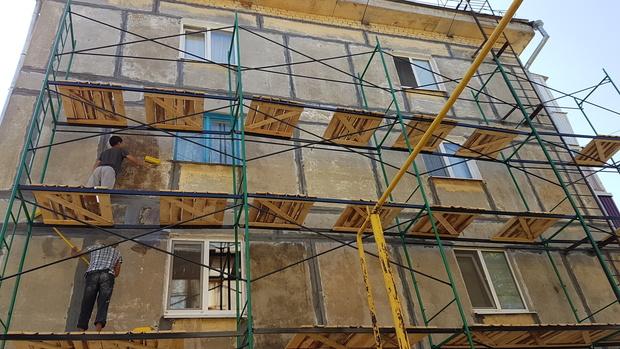 В Тюменской области общественная палата проконтролировала ремонт домов