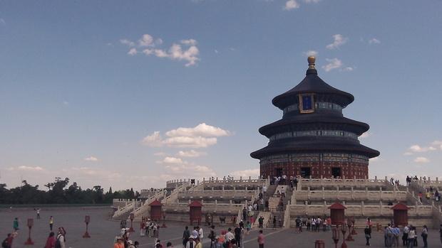 Тревэл-блогер Антон Брусков: энергия Ци и музыка пекинских улиц