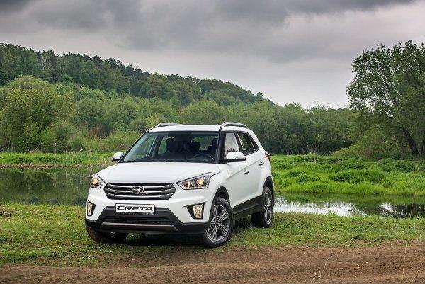 Задевают суппорты: О проблемах с дисками Hyundai Creta рассказал автоблогер