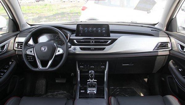 Changan готовит к выходу «убийцу» BMW X4 – кросс-купе Changan CS85?