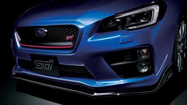 Стартовали продажи особо мощной версии Subaru WRX STI
