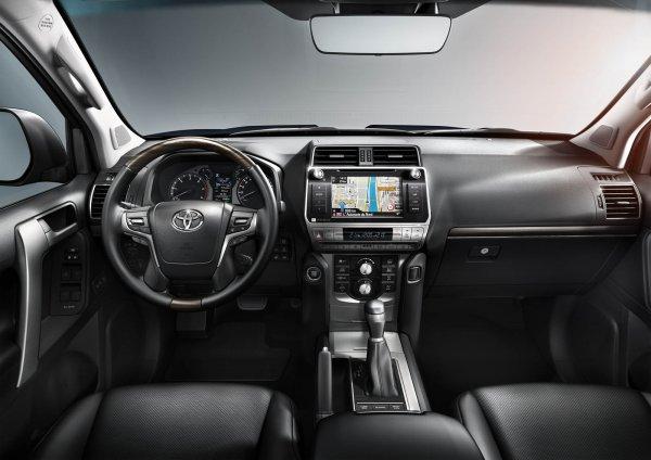 «Новое старьё»: Блогер раскритиковал обновлённый Toyota Land Cruiser Prado 2018