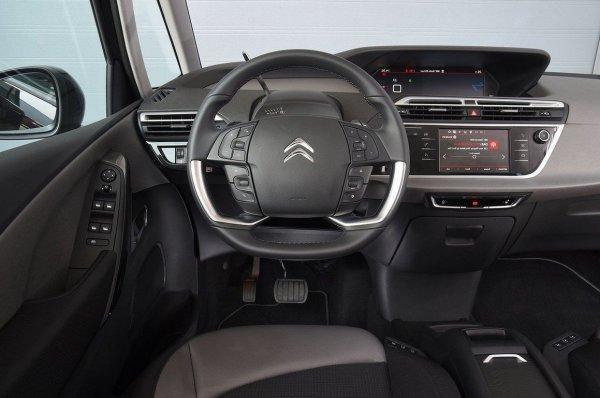 Citroen представил минивэны C4 SpaceTourer и Grand C4 SpaceTourer для России