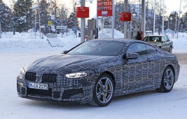 В сети раскрыли информацию о новом BMW M8