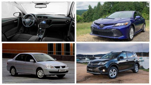 Автоэксперты составили ТОП-10 японских авто на вторичном рынке