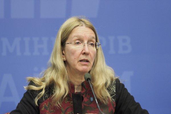 Ульяна Супрун озвучила главные причины высокой смертности украинцев