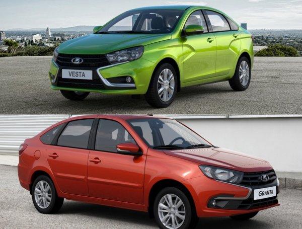 Granta, Vesta или б/у иномарка: Какой автомобиль лучше купить – блогер