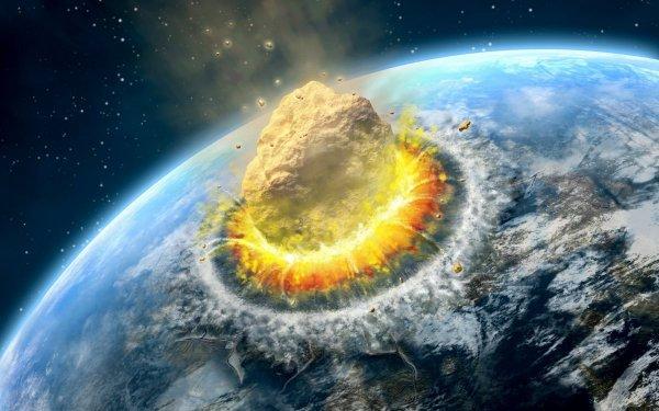 Ученые: Взрыв метеорита мог уничтожить древние цивилизации возле Мертвого моря