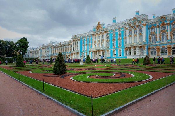 Обзорная экскурсия в Пушкин