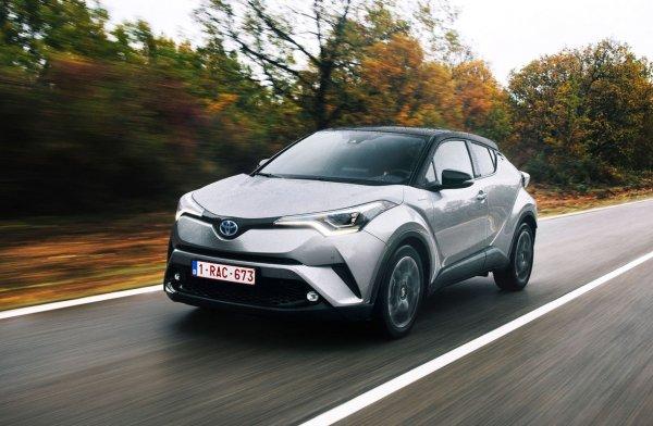 «Не убьет Hyundai Creta»: Эксперт рассказал, почему не стоит покупать Toyota C-HR