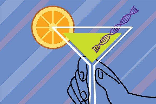 Учёные выявили ген, отвечающий за алкогольную зависимость