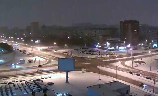 Погода в Тюмени 19 ноября: снежное начало недели