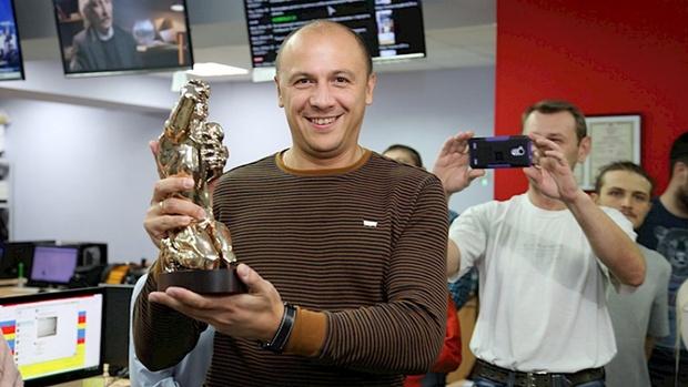 Ямальские журналисты получили престижную девятикилограммовую награду