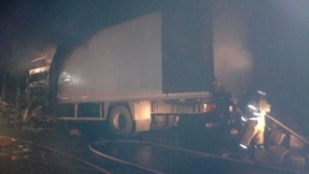 В Тюменской области начался суд над водителем грузовика, который устроил ДТП с тремя погибшими