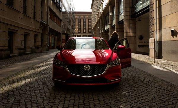 В России стартовали продажи новой Mazda 6