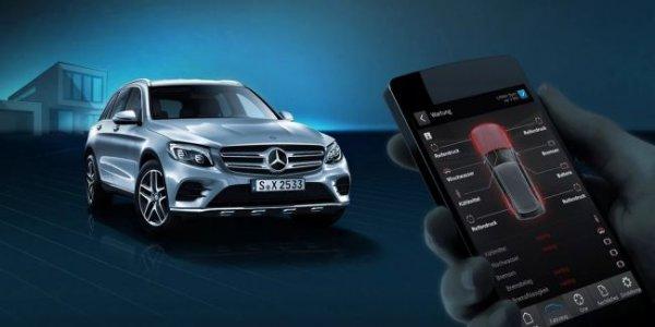 Mercedes-Benz  предложил российским водителям новый сервис