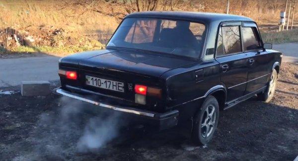 «Копейка» для шейха: Покупку редчайшей «люксовой» ВАЗ-2101 показал блогер