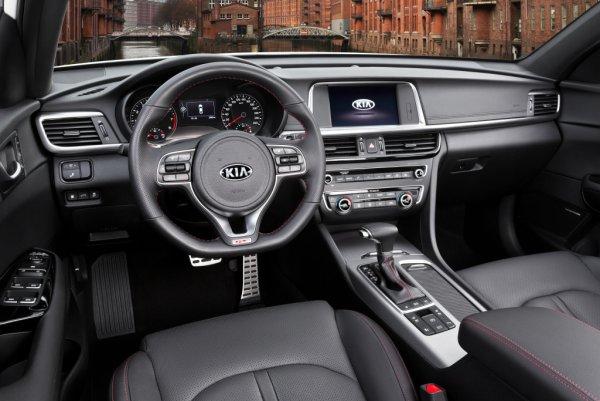 Саморазрушающийся мотор: О проблемах Kia Optima рассказал эксперт