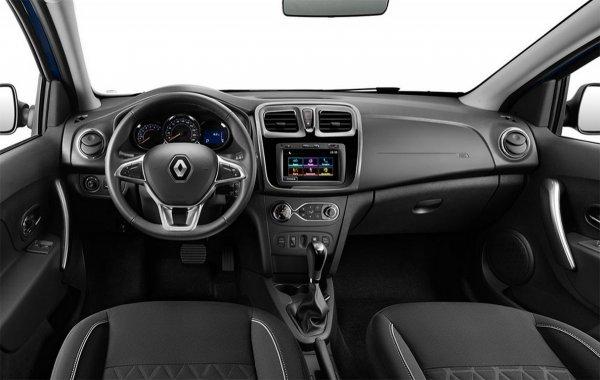 Renault начала продажи Logan Stepway и Sandero Stepway с вариатором