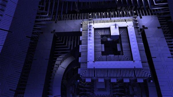 Процесс создания квантового компьютера сдвинулся с мертвой точки