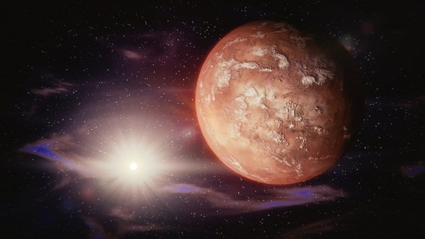 Ученые расстроены новостью об исчезновении метана из атмосферы Марса