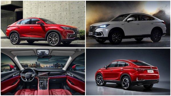 «Морду с Весты слизали»: В сети оценили китайского «убийцу» BMW X4 – Changan CS85