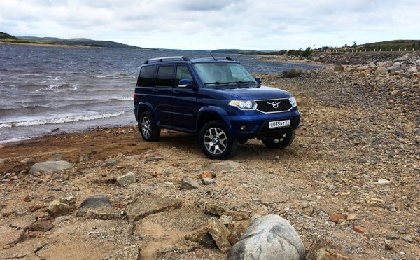 «Идеален для дальних путешествий»: Впечатлениями от УАЗ «Патриот» поделился владелец