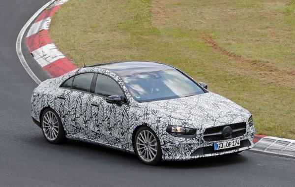 Анонсирована премьера нового поколения Mercedes-Benz CLA
