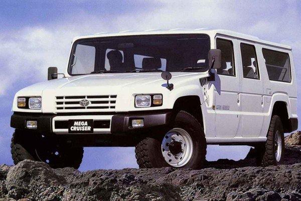 «Мега Крузак»: В сети рассказали о забытом Toyota Mega Cruiser