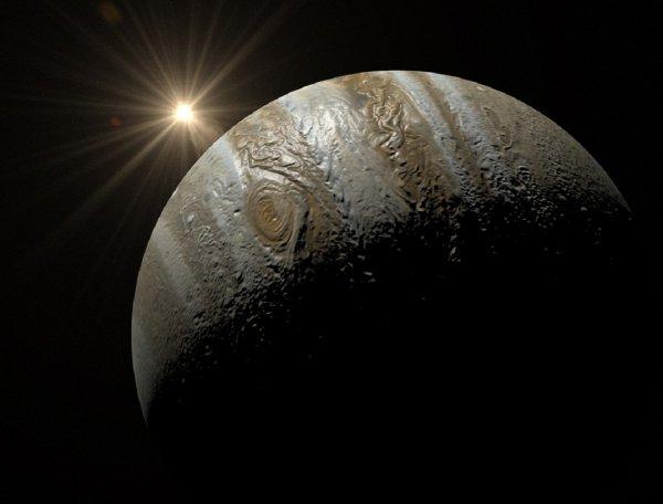 Ученые зафиксировали звездную систему с аналогами Земли и Юпитера