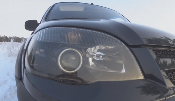 «Ангельские глазки»: О необычной доработке Chevrolet Niva рассказал владелец